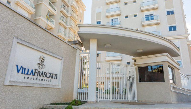 Fachada Residencial Villa Frascatti - Foto 01