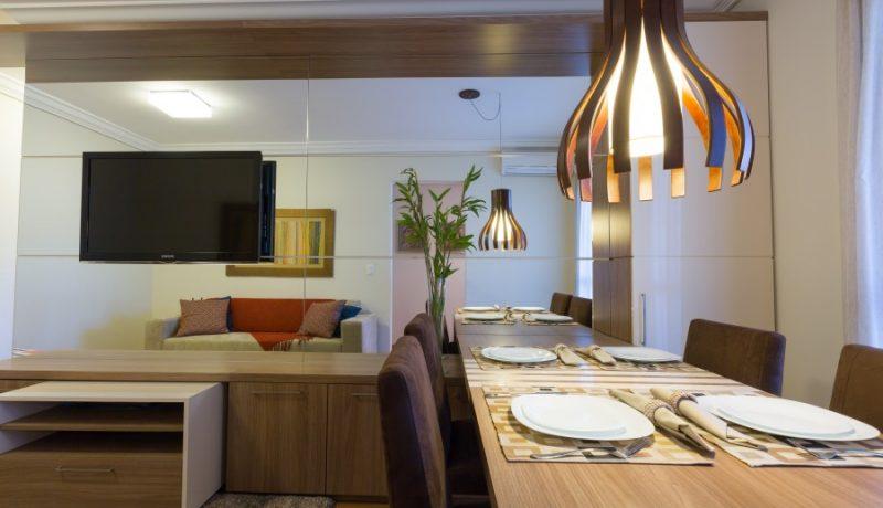 Living Apto Residencial Villa Frascatti - Foto 18
