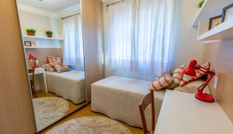 Quarto Apto Residencial Villa Frascatti - Foto 23