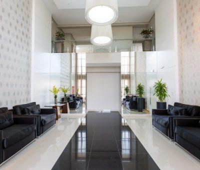 Hall de Entrada Residencial Veneto - Foto 04