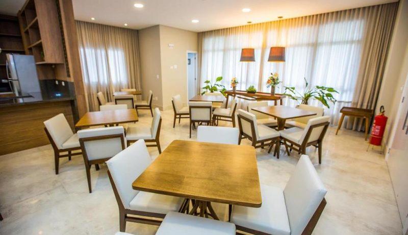 Salão de festas Residencial Ginza - Foto 06