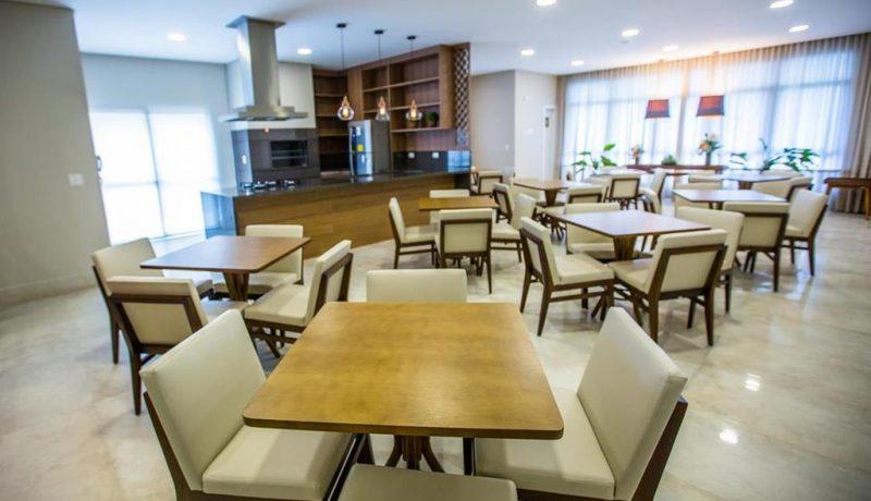Salão de festas Residencial Ginza - Foto 07