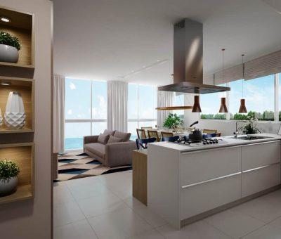 Living / Cozinha